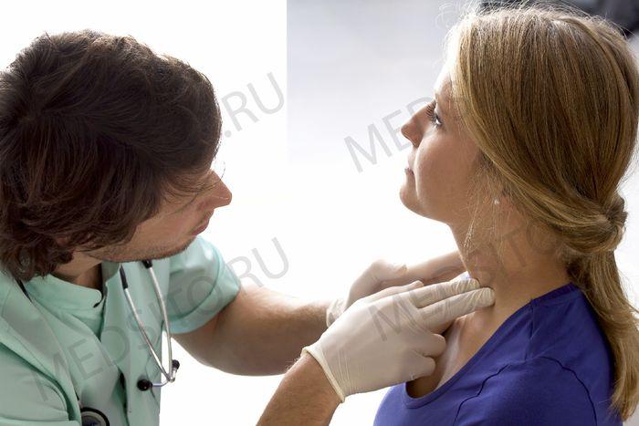 воспаление лимфоузлов при вич
