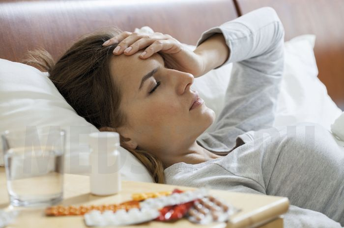 симптомы спида